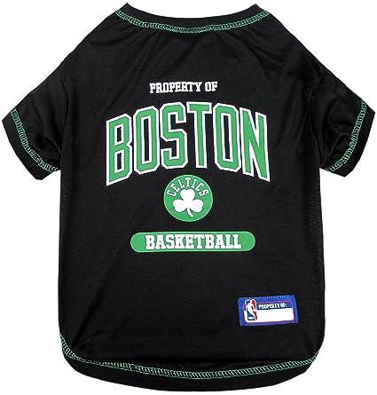 1f32f304db22 Amazon.com   NBA Boston Celtics T-Shirt for Dog