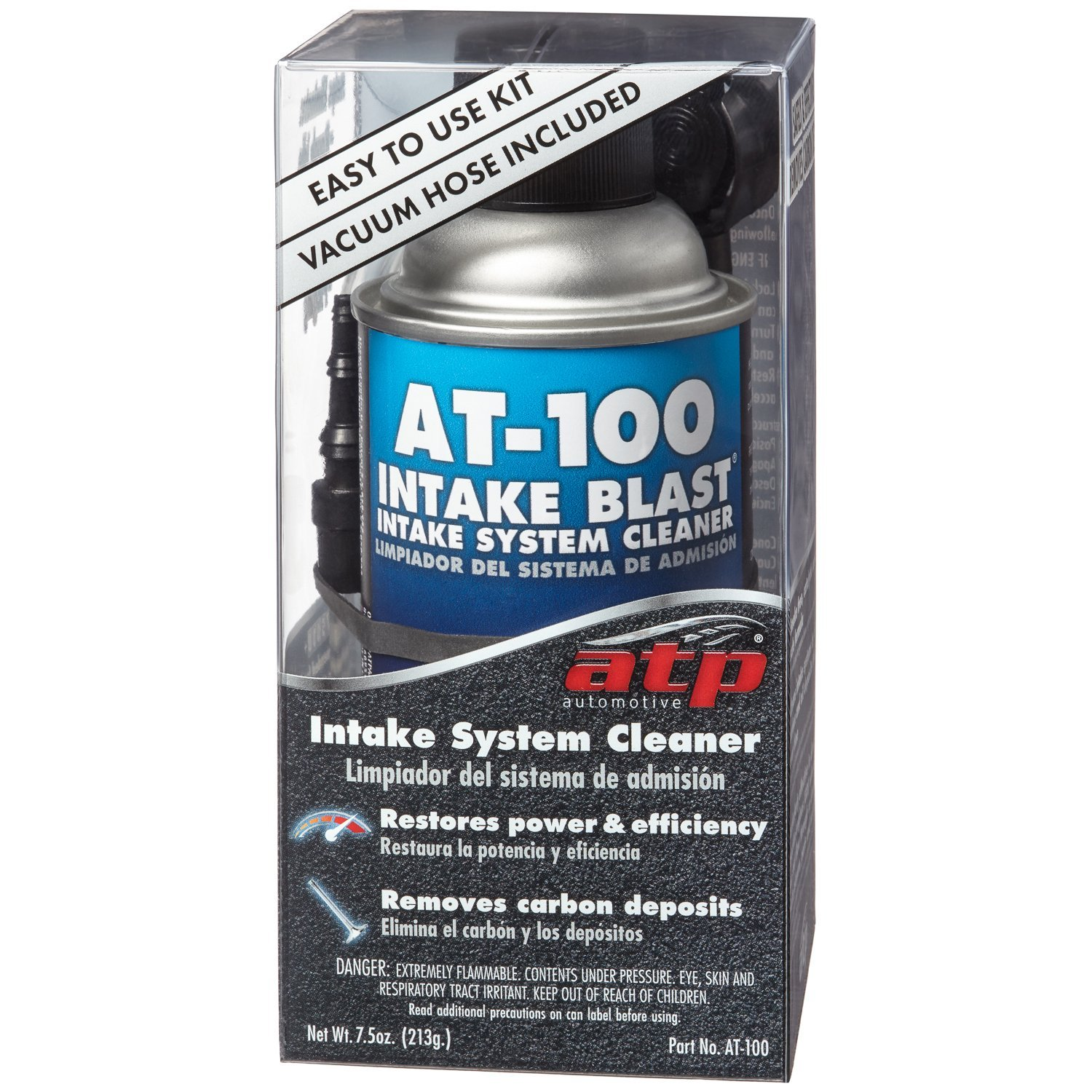 ATP Automotive AT-100 Blast, Complete Intake System Cleaner, 7.5 Fluid_Ounces product image