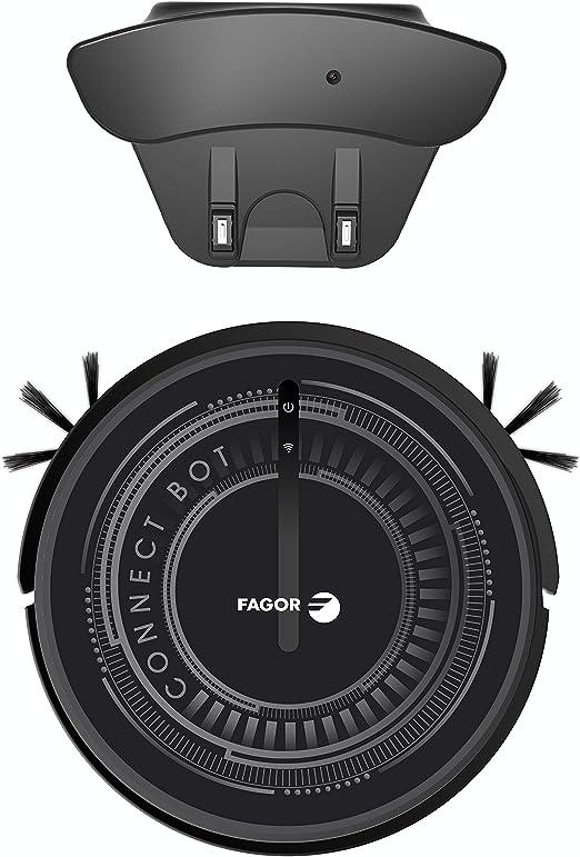 LIMPIADOR DE VAC�O ROBOT FAGOR FG2120 - CONEXI�N WIFI: Amazon.es ...