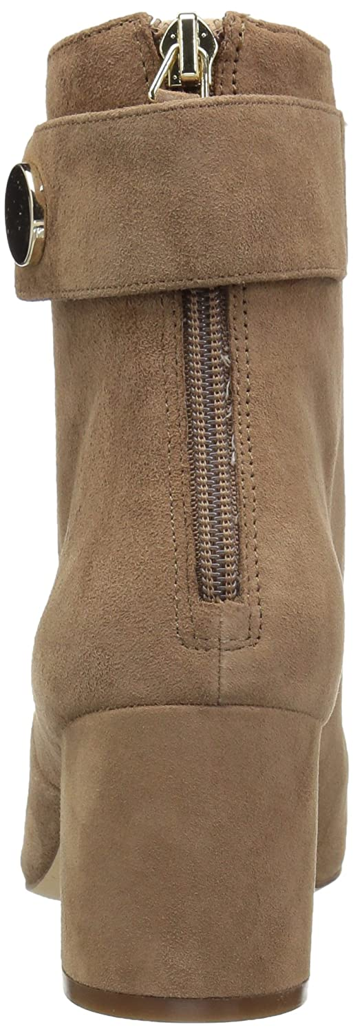 Nine West Women's 12 Quarryn Suede Ankle Boot B01MSUQOWC 12 Women's B(M) US|Natural ee9d5c