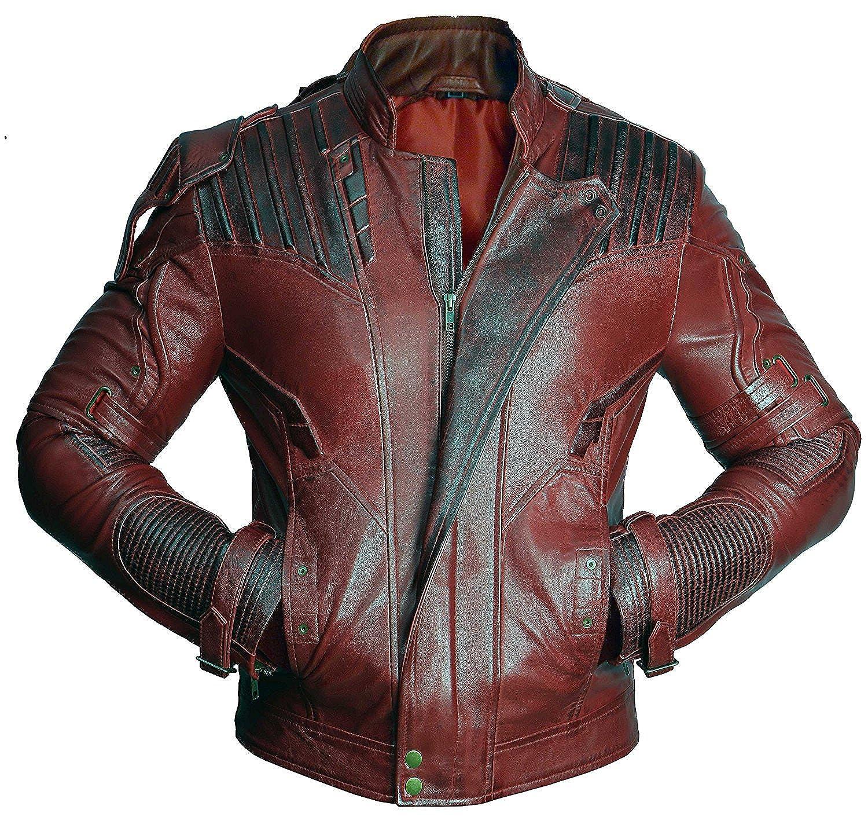 bdba7633f Guardians of the Galaxy Men's Star-Lord Coats & Jackets   Deluxe ...