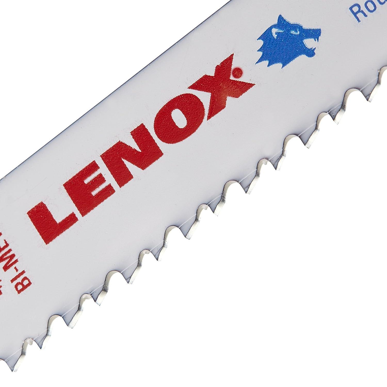 Lenox 20585 156r Lot de 5/lames de scie sabre 300/mm 6tpi