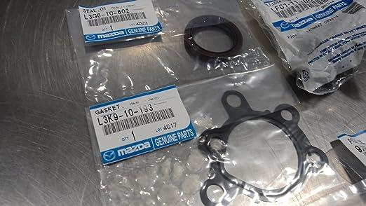 MazdaSpeed3 Mazdaspeed 6 & CX-7 nuevo OEM VVT y cadena de distribución Kit de repuestos: Amazon.es: Coche y moto