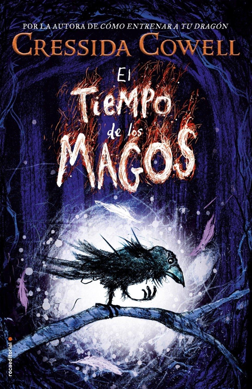 Amazon.com: El tiempo de los magos (Spanish Edition) (9788417092412): Cressida Cowell: Books