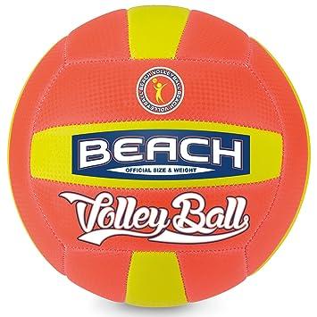 Toyrific - Pelota de Voleibol para Playa: Amazon.es: Juguetes y juegos