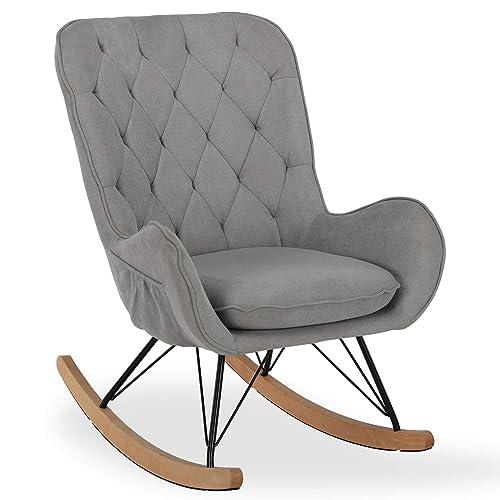 Baby Relax Echo Rocker Chair, Gray