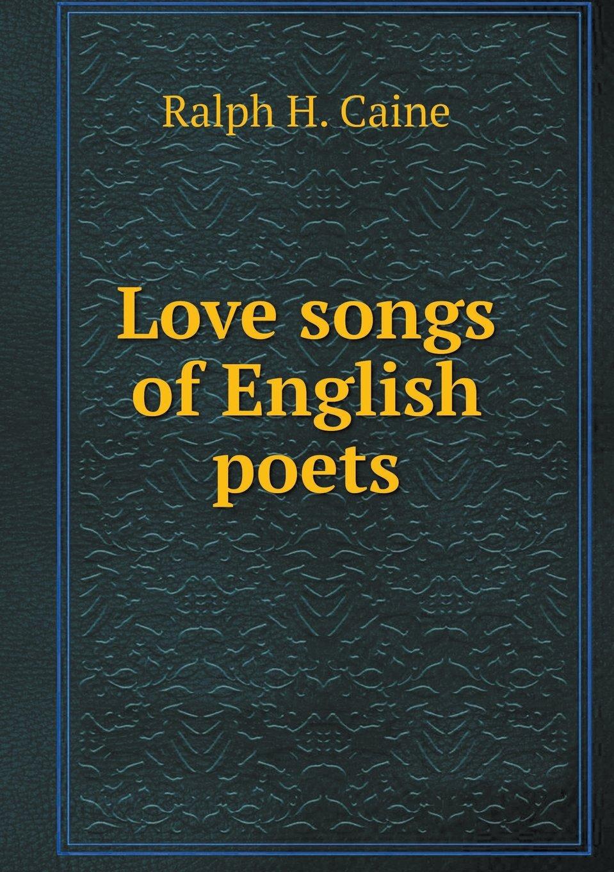 Love songs of English poets pdf epub