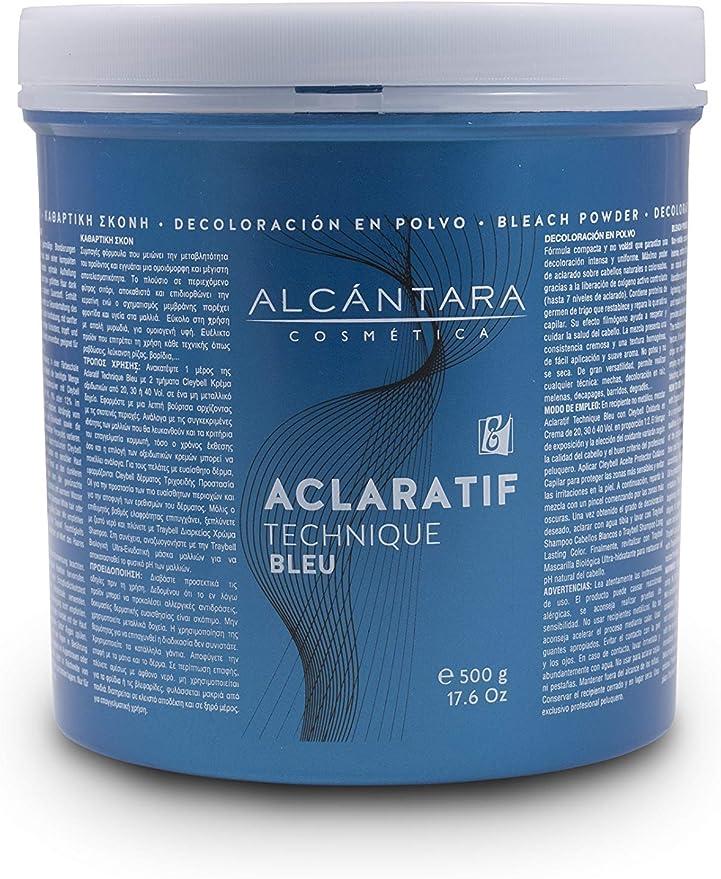Alcántara Cosmética ACLARATIF TECHNIQUE BLEU ...