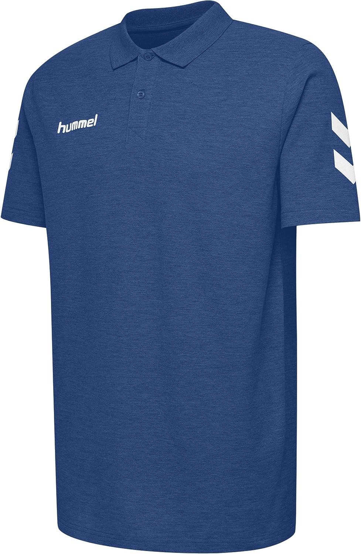 hummel Childrens Hmlgo Kids Cotton Polo Shirt
