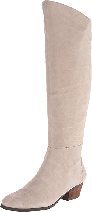 8100 Melrose Suede Over Knee Boot