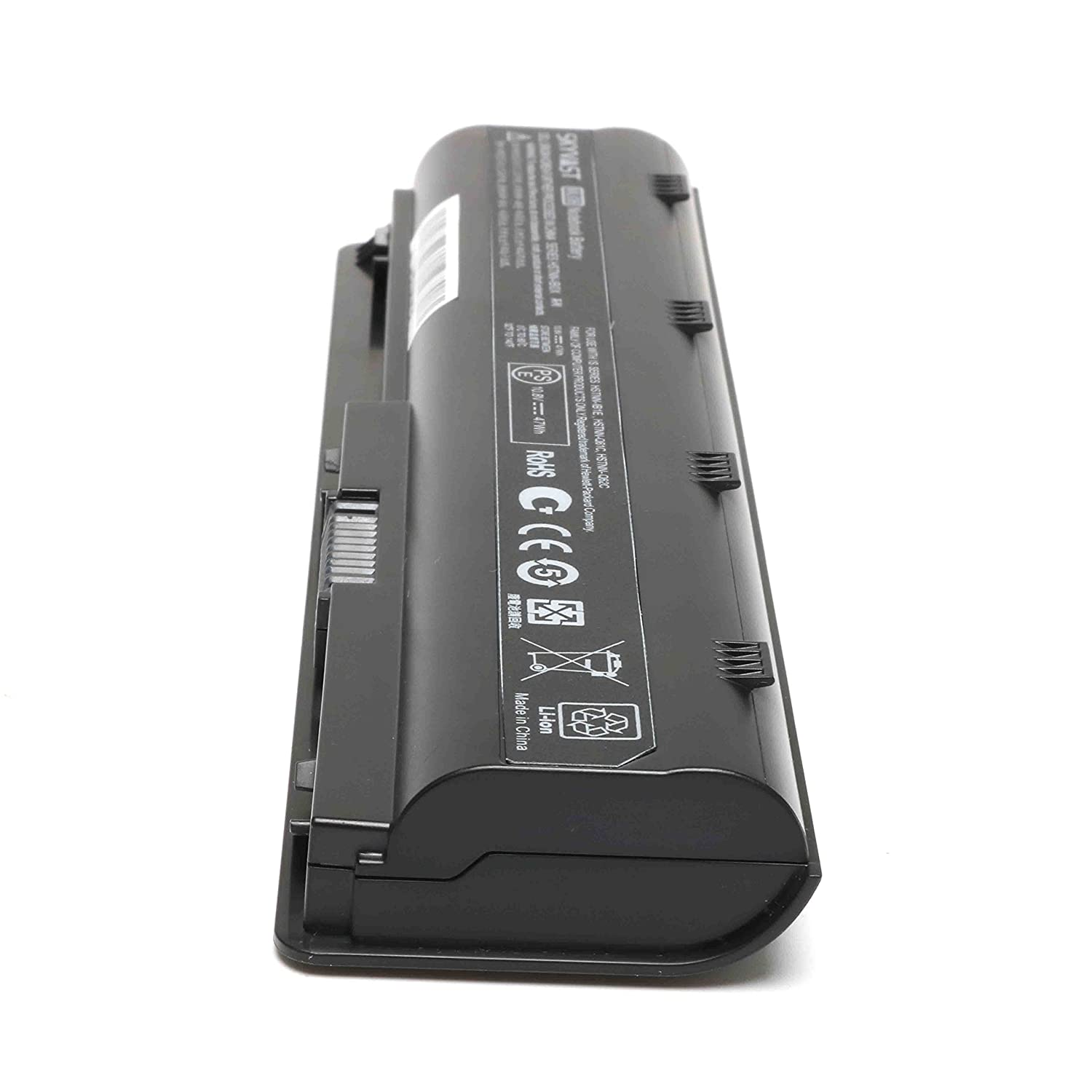 li ion replacement hp mu06 notebook battery for