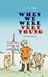 When We Were Very Young (Illustrated Edition): Children's Book of Poetry & Verses