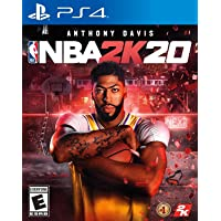 NBA 2K20 Standard Edition for PlayStation 4 by 2K Games