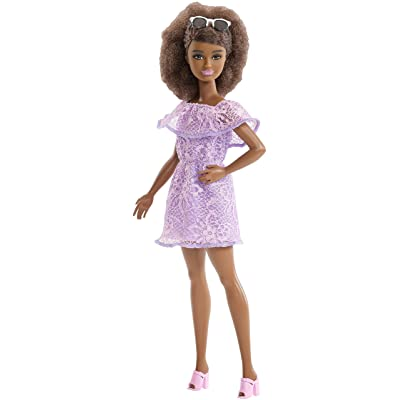 Barbie Fashionistas Living Lace Doll: Toys & Games