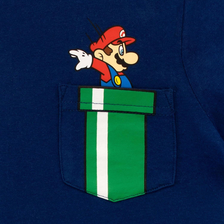 Super Mario Jungen T-Shirt