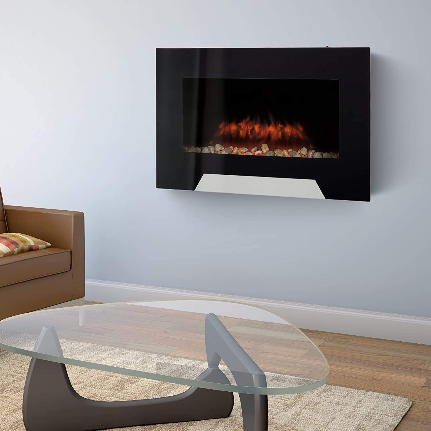 s electric linear raven wall fireplace martin fireplaces options caraco