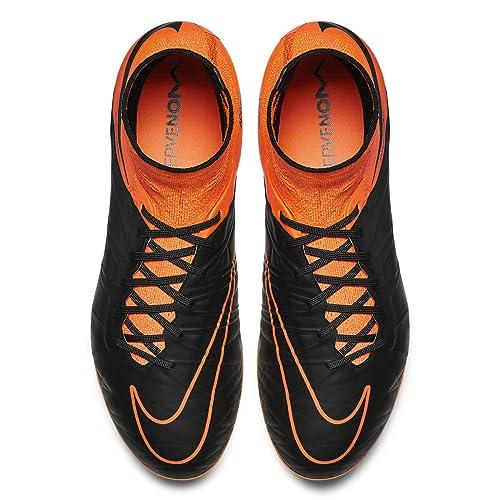 Nike Hypervenom Phantom FG - Zapatillas de fútbol de Piel II del Hombre: Amazon.es: Zapatos y complementos