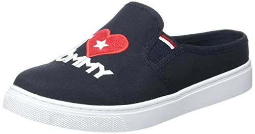Womens V1285enus Hg 10d1 Low-Top Sneakers Tommy Hilfiger With Paypal Free Shipping I0VUpMgL