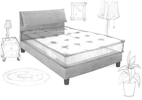 Letto Con Testiera Porta Cuscini : Evergreenweb materassi beds letto rainbow con testata con