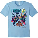 Marvel Thor Ragnarok Working Friends Neon Blast T-Shirt