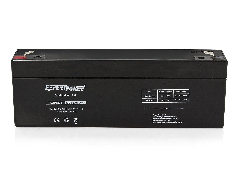 ExpertPower 12 Volt 2.3 Ah Rechargeable Battery //// EXP1223