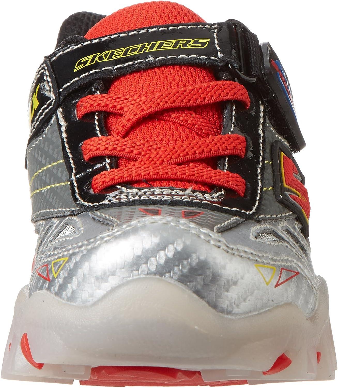 Little Kid Skechers Kids 90471L Halt Light-Up Sneaker