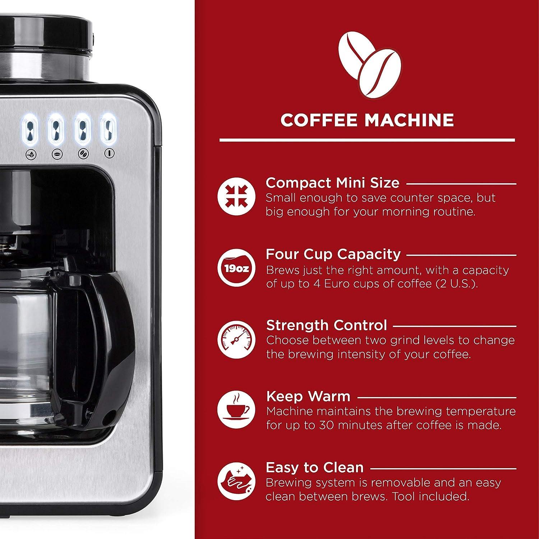 Amazon.com: Best Choice Products - Cafetera automática de ...