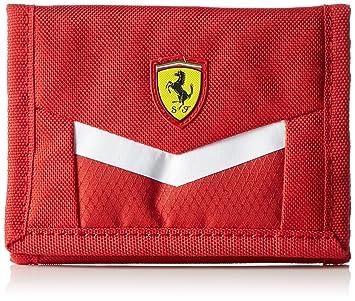 ae05ba2d95 Puma Red Men s Wallet (7450401)  Amazon.in  Bags