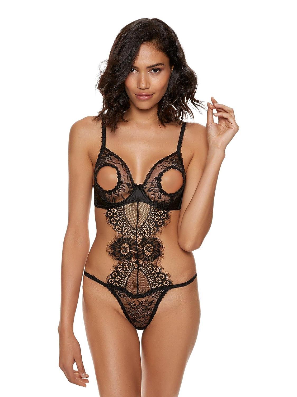 8fcc58d73 Ann Summers Size-14 Black Valeska Body Bodysuits for Women  Amazon.co.uk   Health   Personal Care
