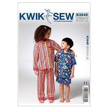 Kwik Sew Mustern K3945 – klein – mittel – groß – Extra große Kinder ...