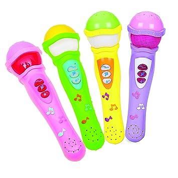 Buy Kieana Musical Microphone Singing Toy For Kids Birthday Return