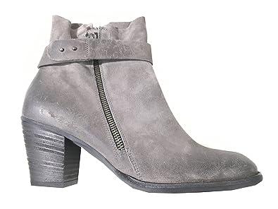 45ad7bea82f7d3 Paul Green Stiefel Größe 40 Grau (Grau)  Amazon.de  Schuhe   Handtaschen