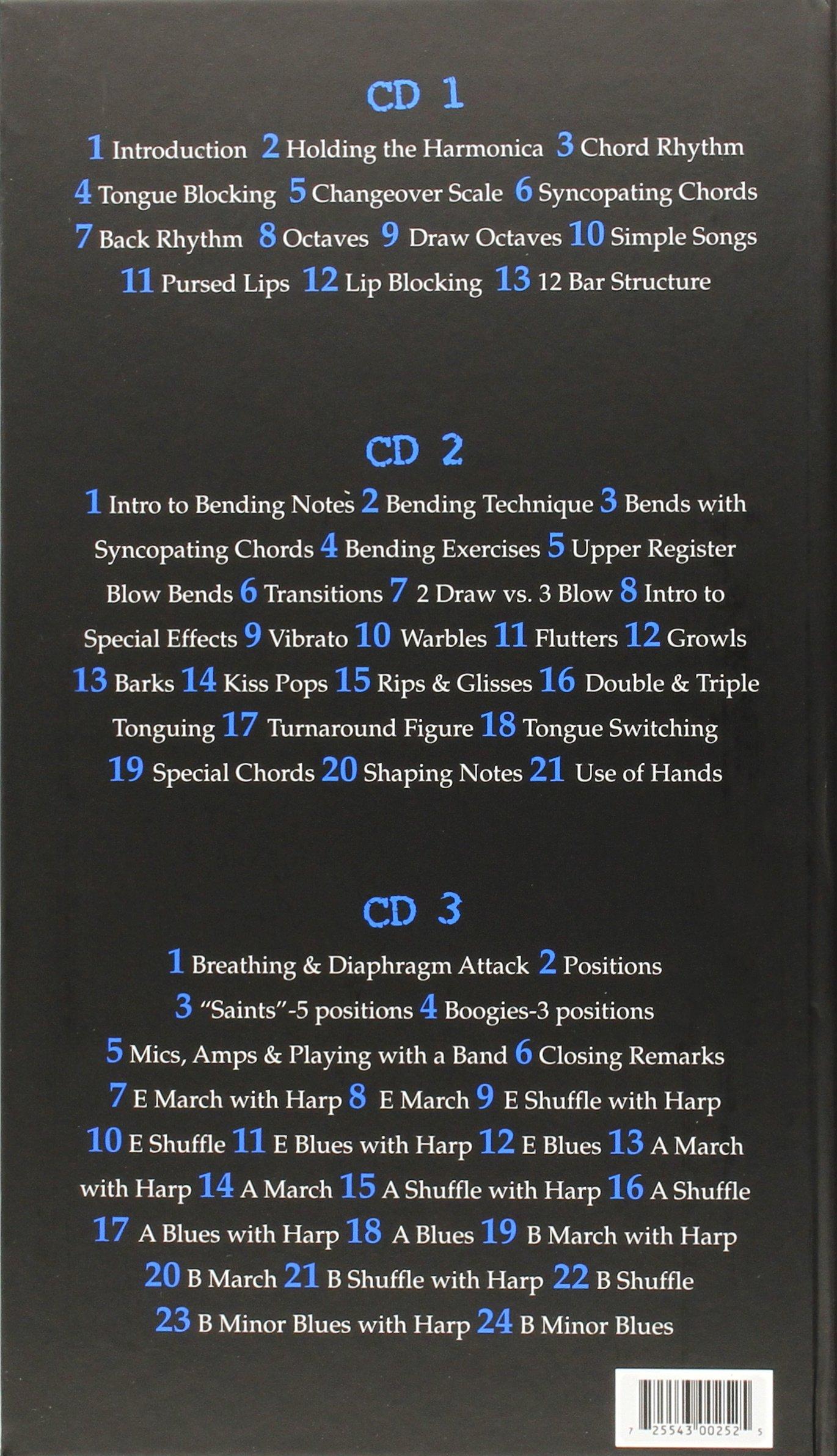 Jerry Portnoy's Blues Harmonica Masterclass by JAMY