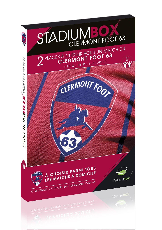 StadiumBox Clermont Foot 63