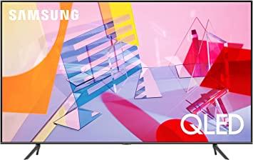 4K UHD Dual LED Quantum HDR Smart TV with Alexa Built-in QN82Q70TAFXZA, 2020 Model SAMSUNG 82-inch Class QLED Q70T Series