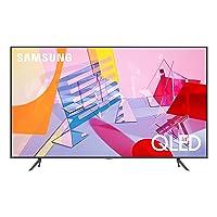 SAMSUNG Q60T Series 55-inch Class QLED Smart TV | 4K, UHD Dual LED Quantum HDR | Alexa Built-in | QN55Q60TAFXZA, 2020 Model