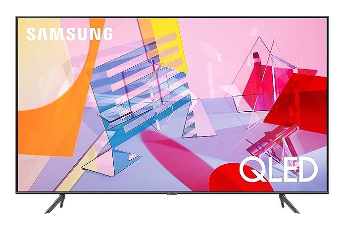 "Samsung 65"" Smart QLED 4K HDR UHD TV Q60T Series (Titan Gray)"