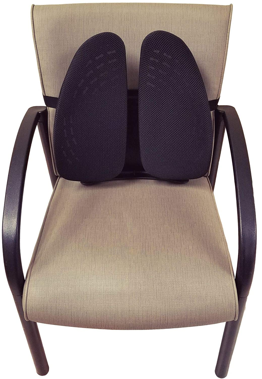 Back Pain Relief Lumbar Support Lower Back Pain Relief Devices: Back Support for Office Chair Car Plane Orthopedic Design for Lower Back Pain Support-Sciatica Relief- Posture Corrector Truck