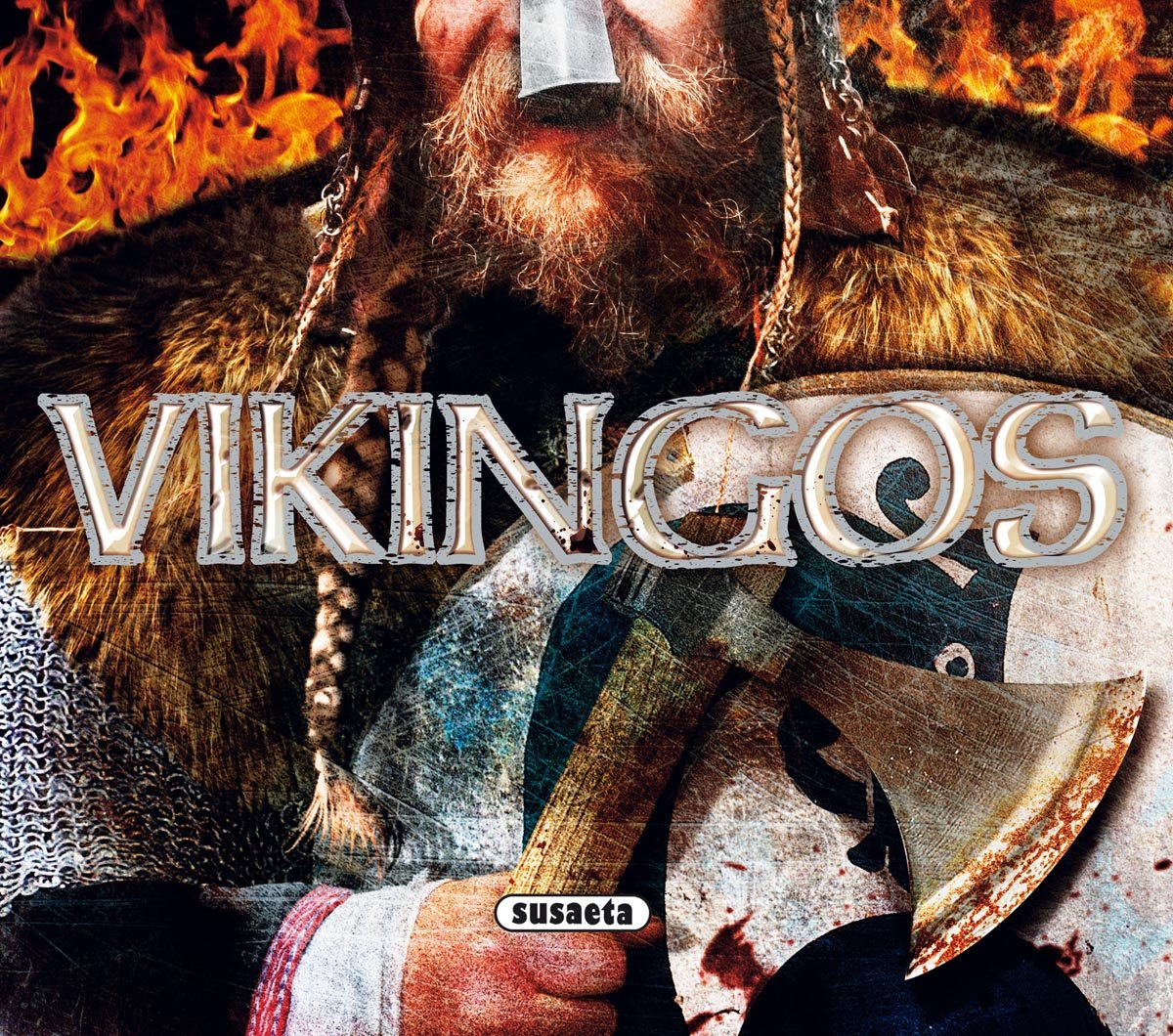 Vikingos (Despliega La Historia): Amazon.es: Susaeta, Equipo: Libros