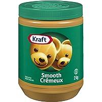 Kraft Smooth Peanut Butter, 2KG Jar …