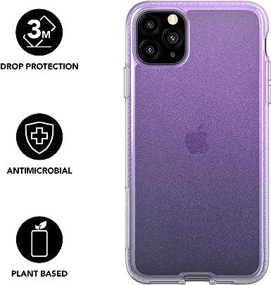 Tech21 Pure Shimmer Funda Protectora Fina Rígida Reluciente para iPhone 11 Pro - Rosa: Amazon.es: Electrónica