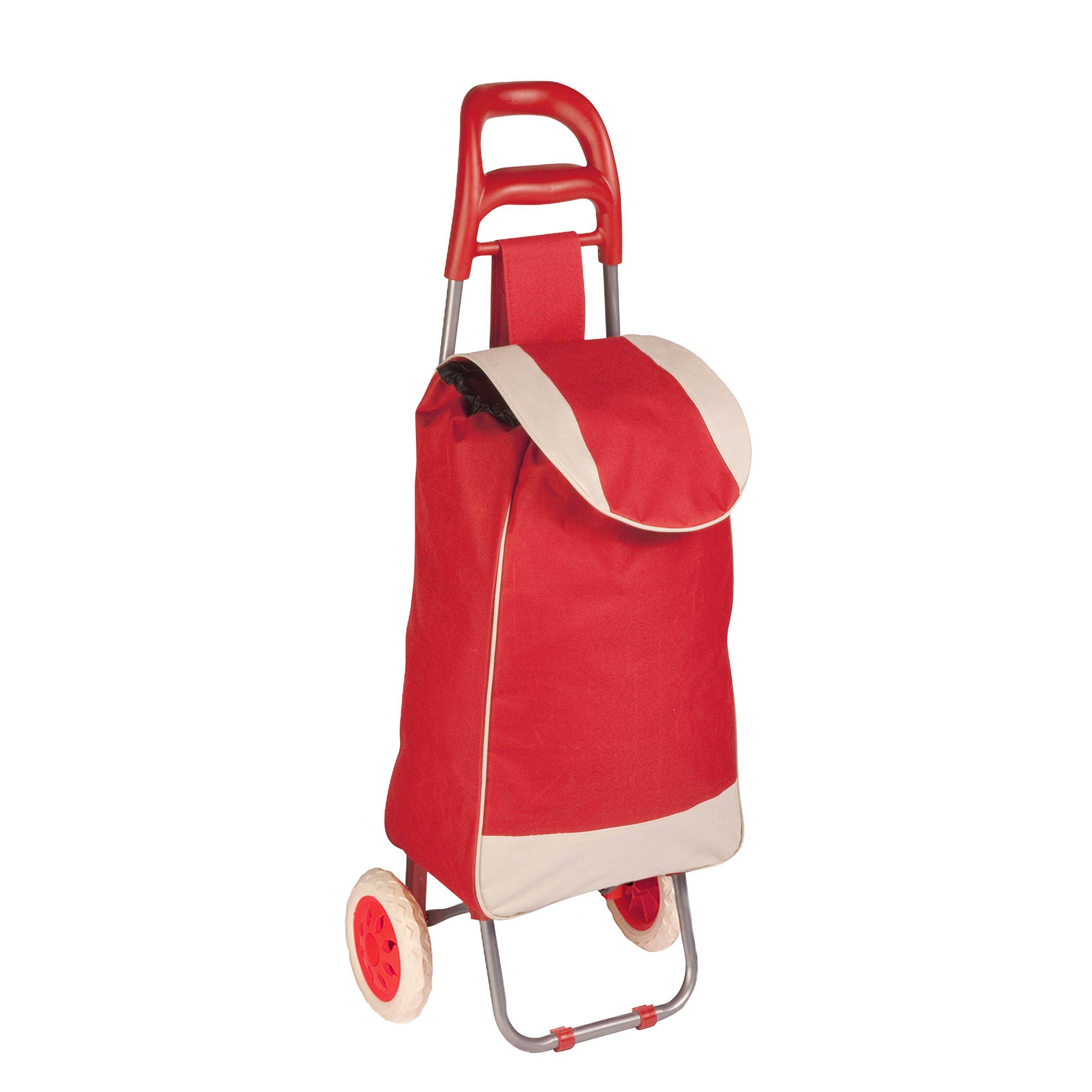 Honey-Can-Do CRT-04790 Large Rolling Knapsack Bag