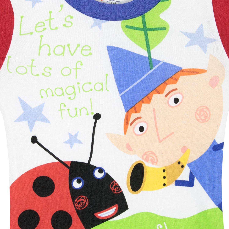 Ben /& Holly Boys Ben and Holly Pajamas