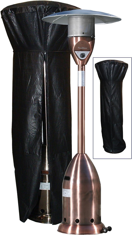 Garden Glow Patio Heater Cover Waterproof Protector Outdoor Zip Up Heavy Duty
