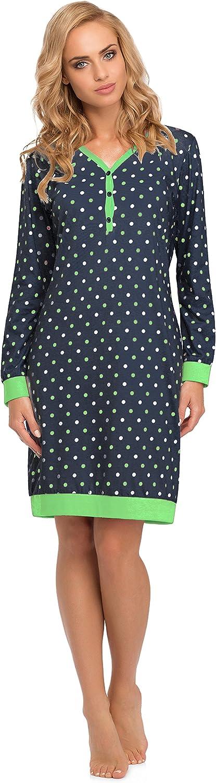 Cornette Damen Nachthemd 654 2015