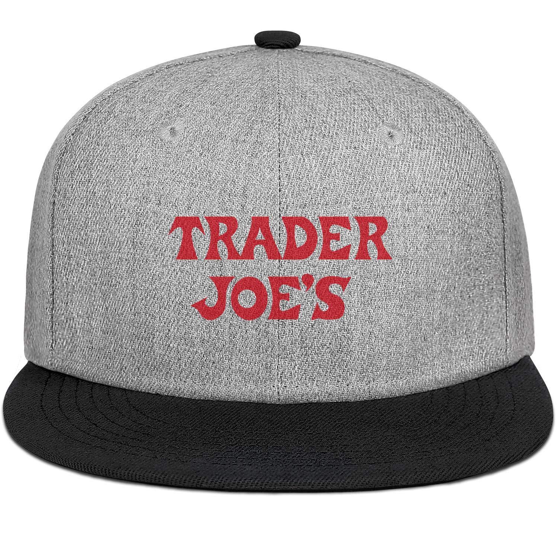 Trader Joes Root Beer1 Mens Womens Wool Baseball Cap Adjustable Snapback Outdoor Hat