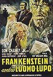 Frankenstein Contro l'Uomo Lupo (DVD)