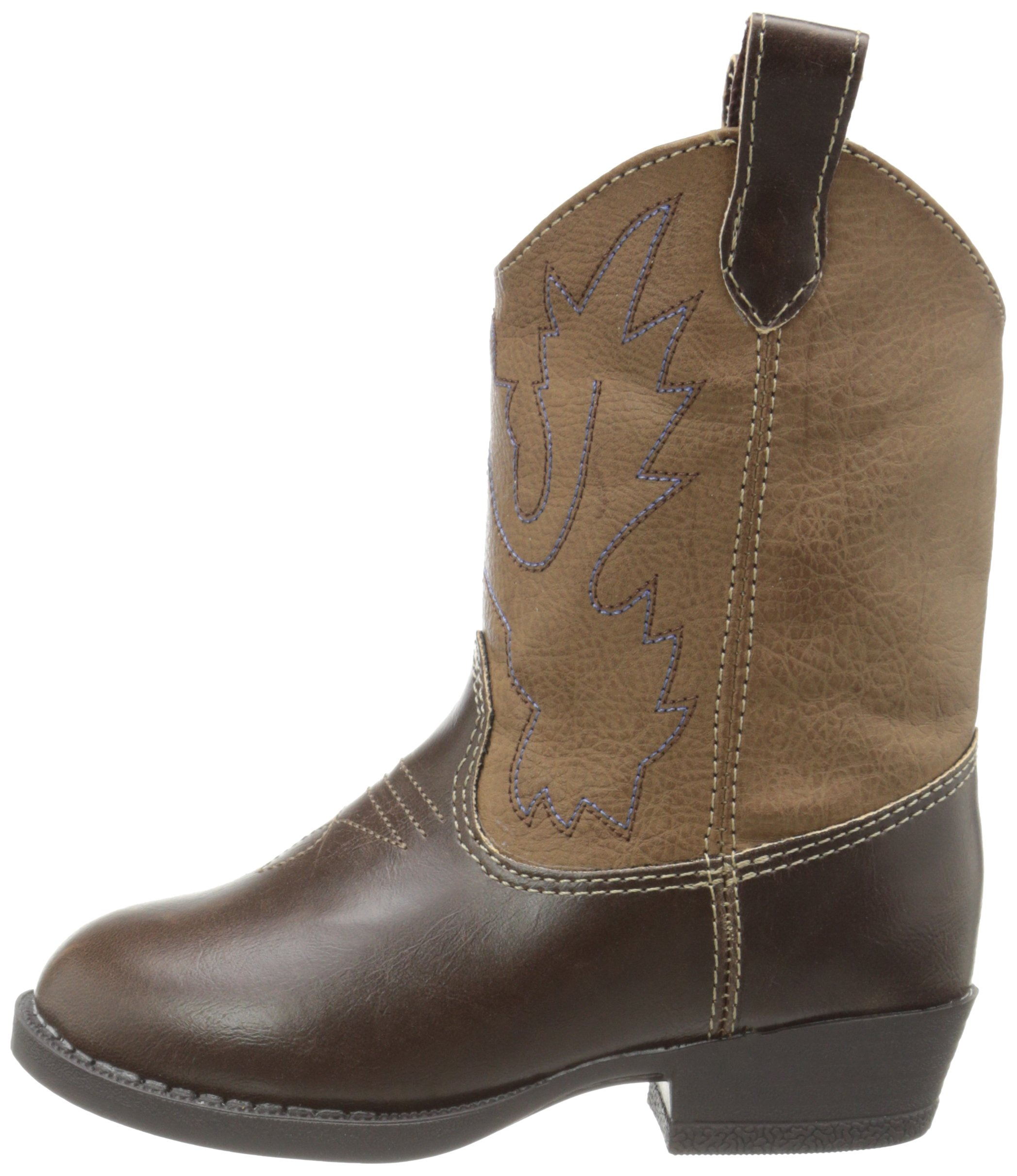 Baby Deer Western Boot (Little Kid), Brown, 11 M US Little Kid by Baby Deer (Image #5)