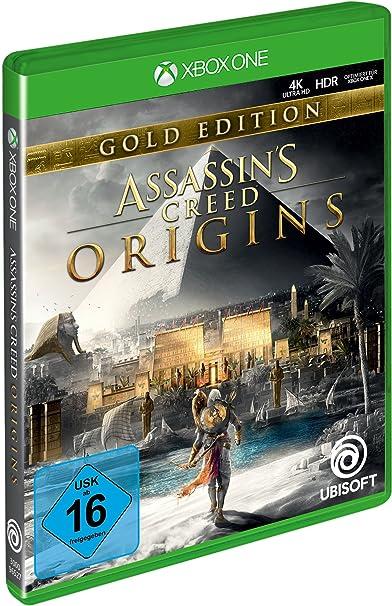 Assassins Creed Origins - Gold Edition [Importación alemana ...
