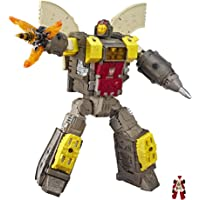Transformers Toys Generations War for Cybertron Titan WFC-S29 Omega Supreme 2-Feet Action Figure, Converts to Command Center